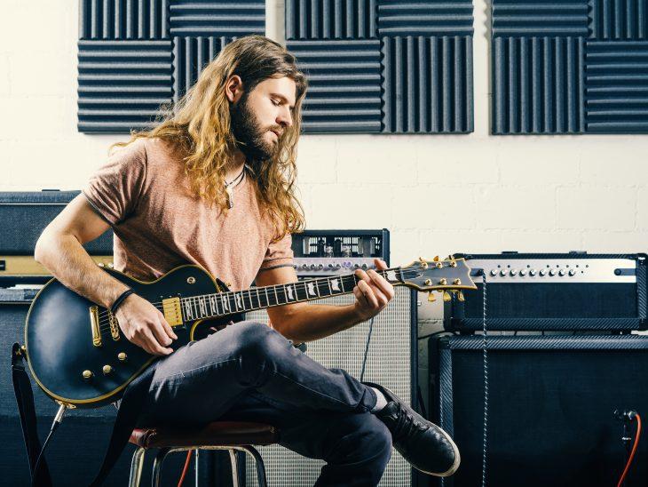 Workshop: Gitarren Aufnahme im Tonstudio, Basics