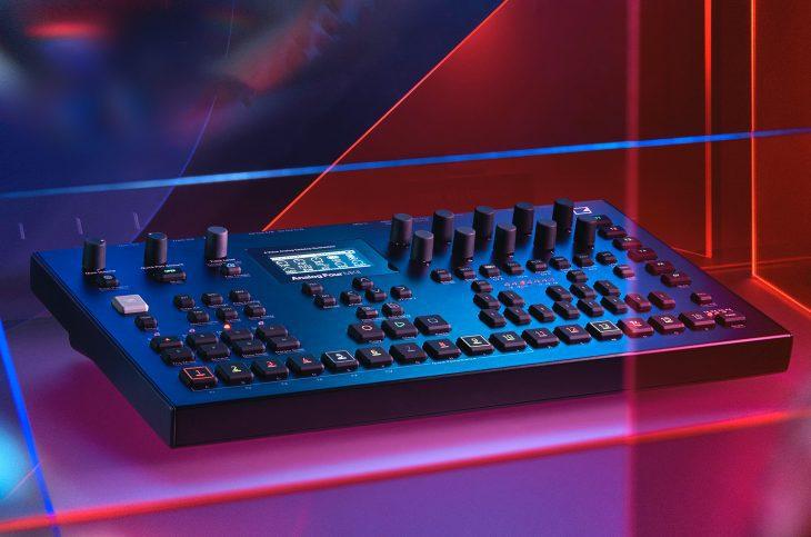 Elektron Analog Four MKII 1.50, Rytm MKII 1.60, Black