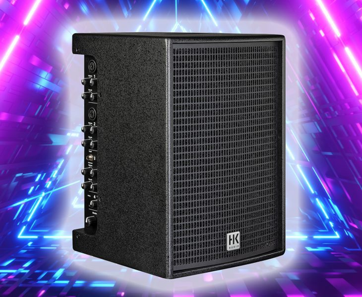 HK Audio stellt neuen Akkulautsprecher MOVE 8 vor