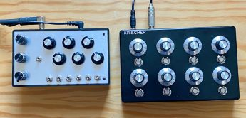 Drone-Synthesizer im Vergleich: Krischer M8 vs Lefty's Sound Lab King Drone