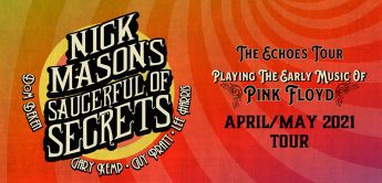 Pink Floyds Echoes live on stage?