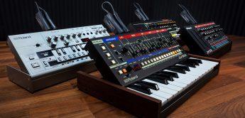 Drahtlose MIDI-Bluetooth-Verbindungen mit Roland: WM-1 und WM-1D