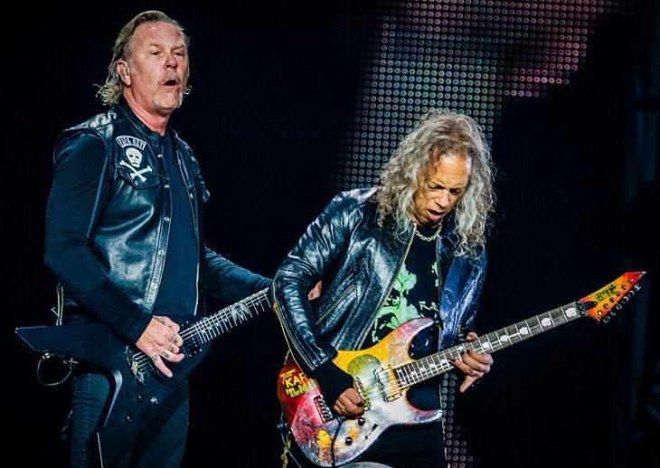 Making Of: Metallica Black Album