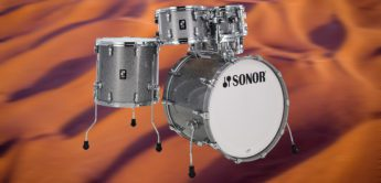 Test: Sonor AQ2 Stage Set, Schlagzeug