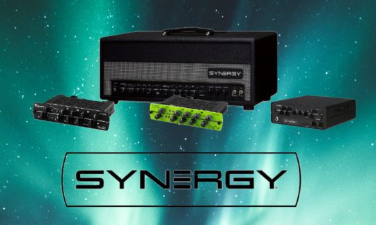Test: Synergy Module, Vorstufenslots