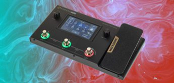 Test: Hotone Ampero One, Multieffektpedal