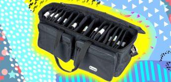 Test: Thomann Accessory Bag mit und ohne 15 Mikrofonkabeln