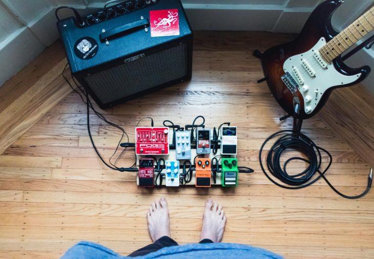 Workshop: Gitarren-Effektpedale richtig verkabeln