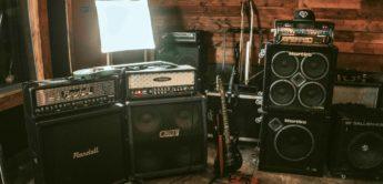 Workshop: Verzerrte Gitarren aufnehmen