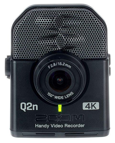 zoom q2n 4k test