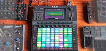Akai Force 3.0.5 – Update für die Clip-Launch Workstation