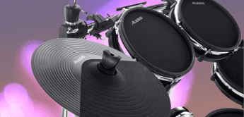 Test: Alesis DM10 MkII Pro Kit, E-Drums