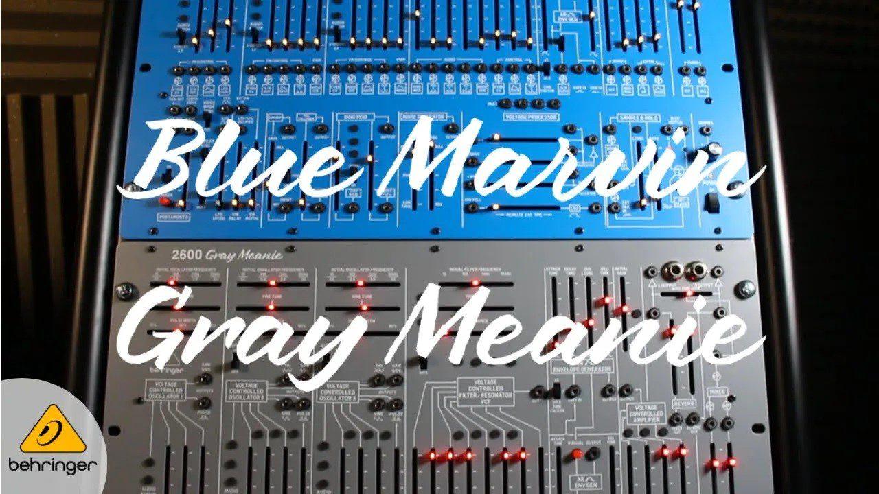 Behringer Blue Marvin