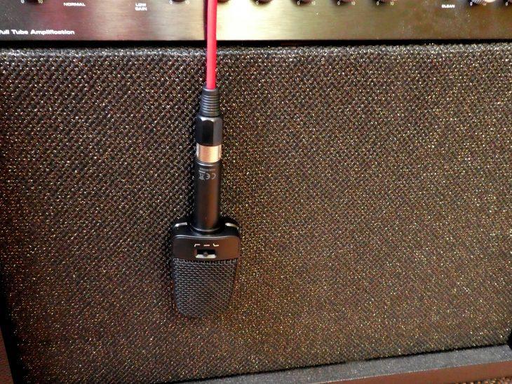 Test: Behringer B 906 dynamisches Mikrofonv Test: Behringer B 906 dynamisches Mikrofon Test: Behringer B 906 dynamisches Mikrofon