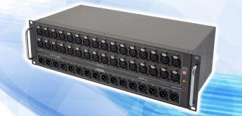 Test: Behringer S32 digitale Stagebox für AES50