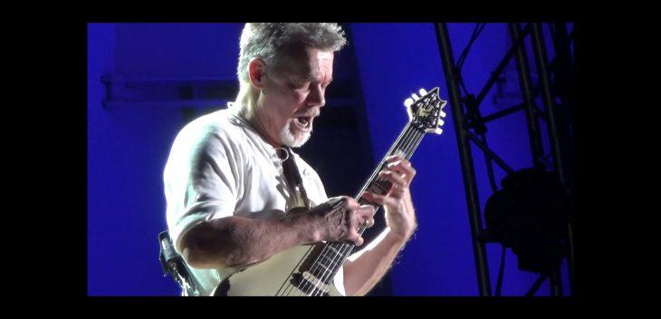 Eddie van Halen ist tot