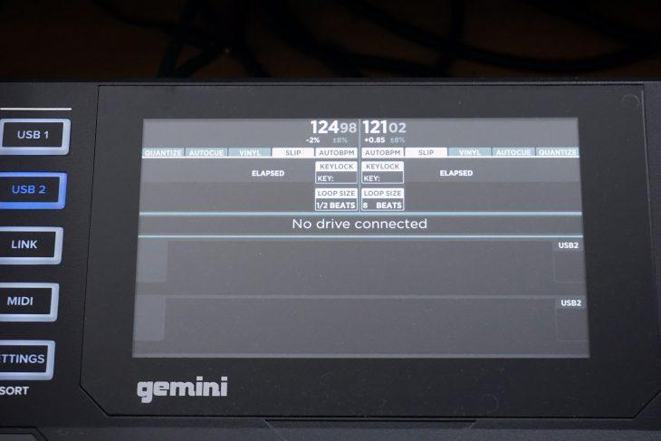 Gemini SDJ-4000