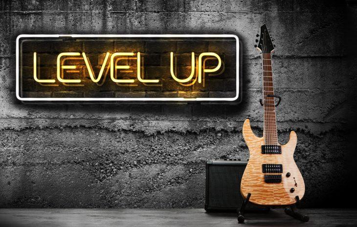 Workshop E-Gitarre für Anfänger - rechte und linke Hand Techniken