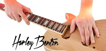 Test: Harley Benton Guitar Kit, PRS, E-Gitarre