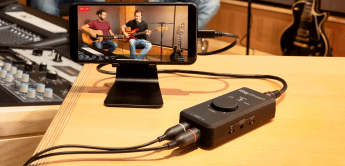 Test: IK Multimedia iRig Stream, mobiles Audiointerface