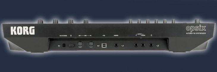 Korg opsix FM Synthesizer