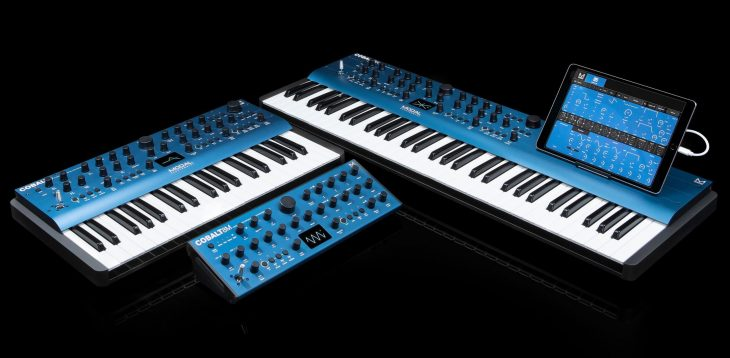 modal cobalt8 cobalt8x cobalt8m synthesizer