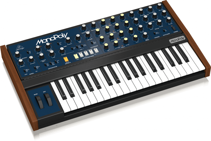 behringer monopoly synthesizer xl1