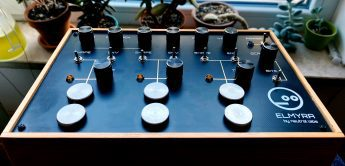 Test: Neutral Labs Elmyra, DIY Drone Synthesizer
