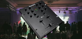 Test: Numark M101 Black  2-Kanal DJ-Mixer