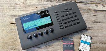 Zeitmaschine: Roland R-880 Reverb und GC-8 Remote