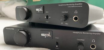 Test: SPL Phonitor One, Phonitor One d, Kopfhörerverstärker