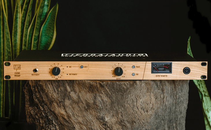 tierra audio calima preamp test