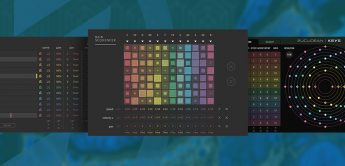 UVI Falcon 2.5, Update mit Sequencern, Effekten & Modulatoren