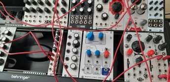 Behringer Go Case: Slide the Module, not the Nuts!