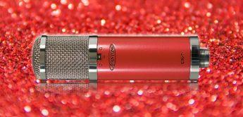 Test: Avantone CK7+, Großmembran-Studiomikrofon