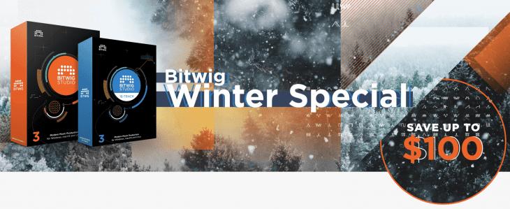 bitwig winter special
