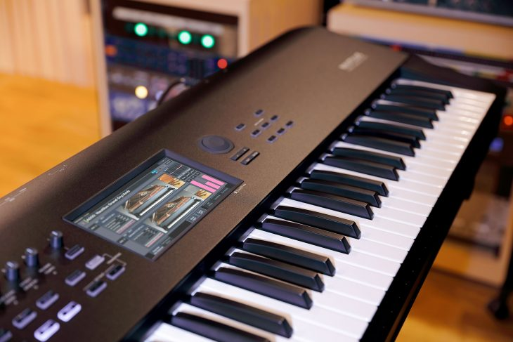 Korg Nautilus Synthesizer & Workstation