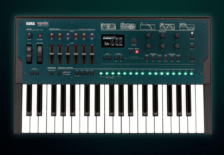 Korg opsix FM-Synthesizer