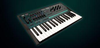 Korg opsix FM-Synthesizer nach Vorbild DX7