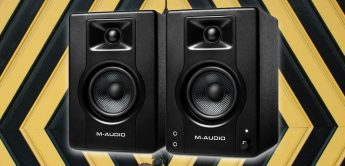 Test: M-Audio BX3, BX4, Multimedia-Lautsprecher