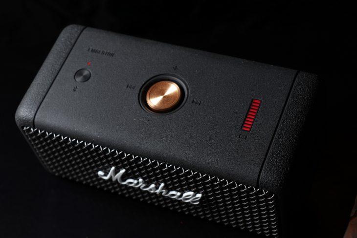 Test: Marshall Emberton Bluetooth Lautsprecher