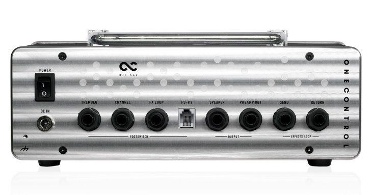 Test: One Control BJF-S66, Gitarrenverstärker Topteil