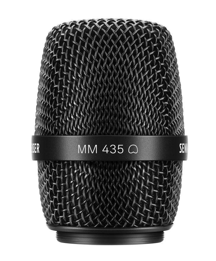 Das neue Sennheiser MD 435 Gesangsmikrofon