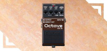Test: BOSS OC-5, Effektgerät für E-Gitarre