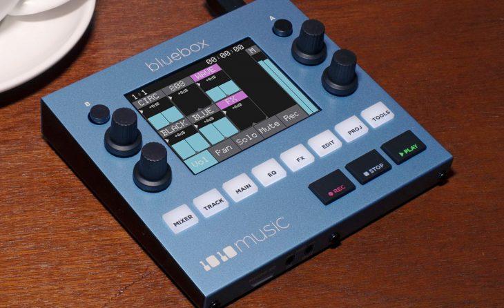 1010music bluebox test