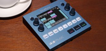 Test: 1010music Bluebox, 12-Kanal Digital Kompaktmixer/Recorder