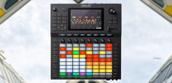 Test: AKAI Force V3.06, Music Production Studio