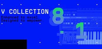 Arturia V Collection 8.1, Update für das Synthesizer-Plug-in Bundle