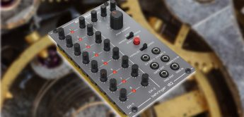 Test: Behringer System 100, Sequencer 182, Eurorack