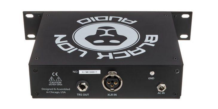 black lion audio b12a mk3 test